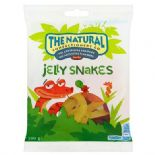 Natural Confectionery Co Jelly Snakes Bag 160g